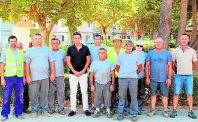 Plan de Empleo Local en Almussafes