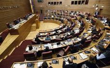 Los grupos parlamentarios siguen sin cerrar un acuerdo para la Mesa de Les Corts