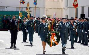 La Guardia Civil de Valencia celebra el 175 aniversario
