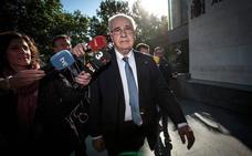 Rafael Blasco: «Cuando acabe el juicio habrá tiempo para comentar lo que ha pasado»