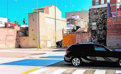 Nuevo aparcamiento gratuito cerca del centro urbano y la estación