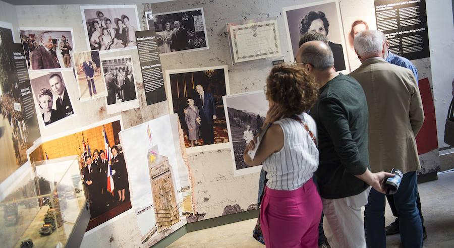 Exposición 'Las víctimas valencianas del nazismo'