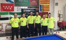 El Chef Amadeo queda subcampeón de España y asciende a División de Honor