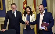 Puig impone sus tesis y Morera repetirá como presidente de Les Corts