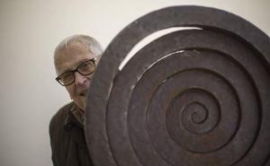 Martín Chirino, un legado de hierro