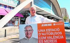 Ribó ya acumula dieciocho apercibimientos de la Junta Electoral por hacer propaganda