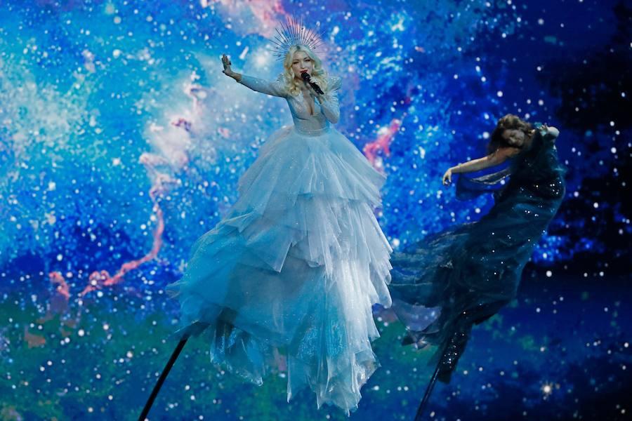 Todas las imágenes de la primera semi final de Eurovisión 2019