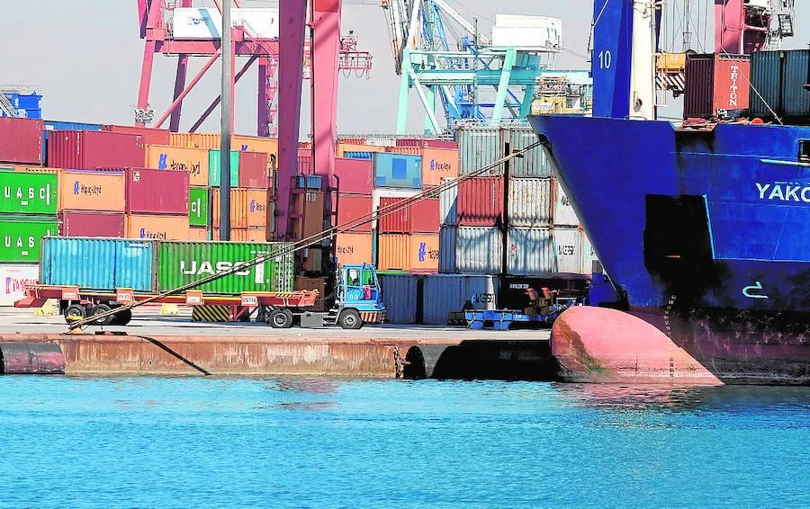 La vuelta al crecimiento de la economía alemana esperanza a los exportadores valencianos