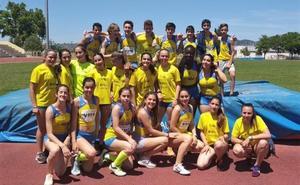 Los equipos cadetes del CA Safor siguen los pasos de los mayores en el Provincial