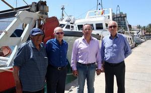 «Lo único que ha aguantado a este sector pesquero son las familias»