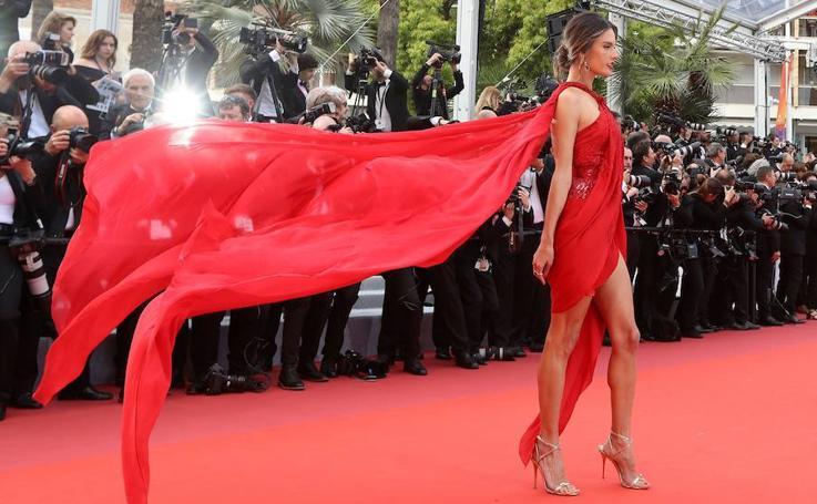 72º edición de Cannes: la alfombra roja