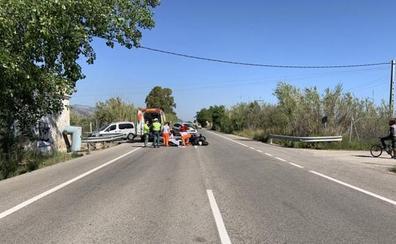 Fallece en accidente de tráfico el empresario de Gandia Simeón Castelló Escrivà