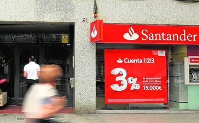 El ERE del Santander puede afectar a 300 trabajadores en la Comunitat