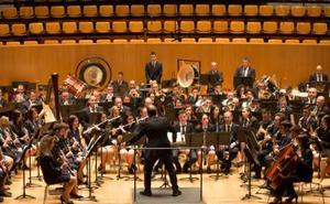 Las bandas, protagonistas en el Palau de la Música