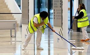 El Defensor del Paciente pide a la fiscalía que intervenga en la limpieza de los hospitales