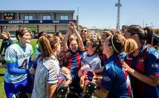 Sonia Prim: «Mi sueño era jugar en el mejor equipo de España y he llegado a ser su capitana»