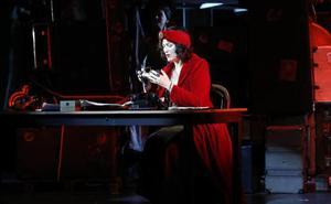 El Rialto da luz y música para rescatar del olvido a la pionera «Tórtola»
