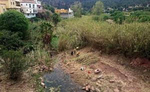 La Diputación impulsa el plan que mejorará el entorno del barranco del Carraixet
