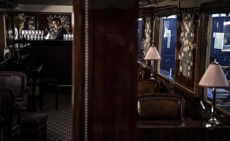 Vuelve el mítico Orient Express