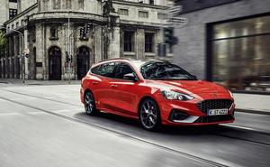 Ford Focus ST Sportbreak, con 280 caballos