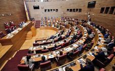 Les Corts Valencianes abren la legislatura más plural