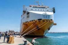 La naviera del Grande Europa pide más control sobre los coches eléctricos tras el incendio
