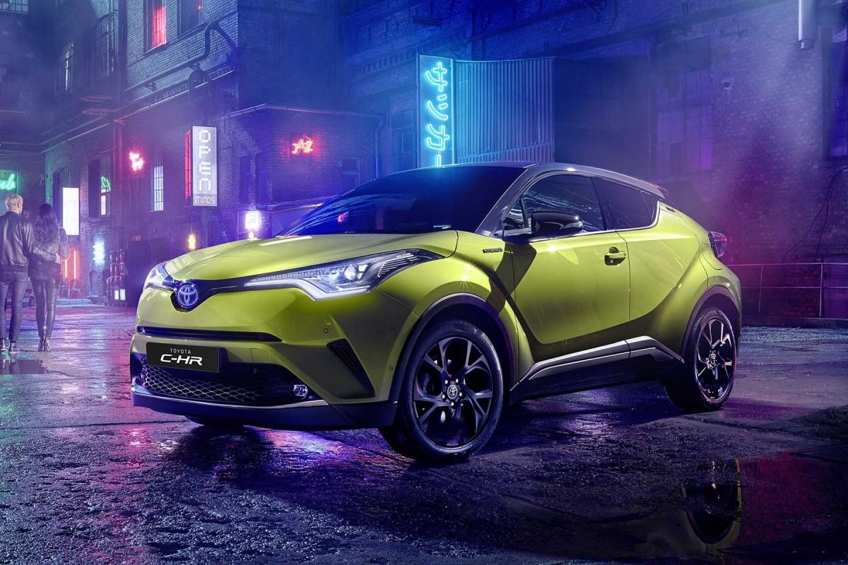 Prueba los últimos SUV híbridos de Toyota en Ecomov