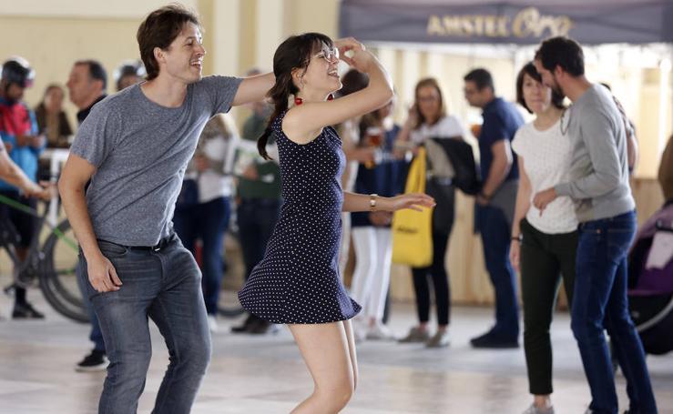 Tapas con Swing 2019 pone ritmo a la Marina de Valencia