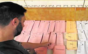 Un funcionario del área de informática del Ayuntamiento de Valencia difunde datos electorales de 8.300 personas