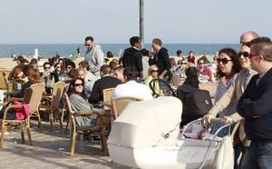 Los afiliados a la Seguridad Social en turismo crecieron un 3,9% en abril