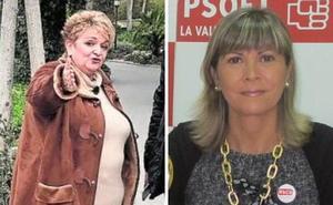 Las valencianas Susana Ros y Mercedes Berenguer, en la dirección del PSOE de Congreso y Senado