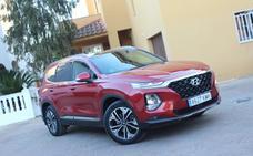 Hyundai Santa Fe: Un SUV que apunta alto