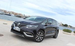 Renault Espace: Lujoso familiar de siete plazas