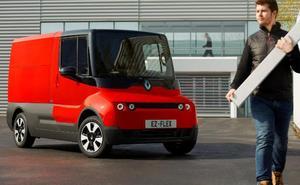 Un Renault eléctrico para entregas urbanas
