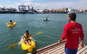Jornada deportiva para las empresas turísticas de Gandia