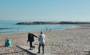 El Consell impide a Oliva la instalación de dos canales y dos escuelas náuticas en sus playas