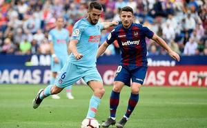 Así ha sido el Levante 2-2 Atlético de la última jornada de LaLiga