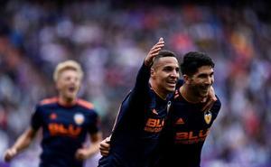 VÍDEO | La victoria del Valencia que los clasifica para jugar la máxima competición (0-2)