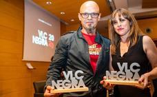 César Pérez Gellida, Raquel Gámez y Don Winslow ganan los premios de Valencia Negra