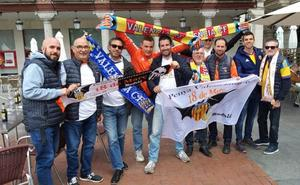De camino a Valladolid para amarrar la Champions