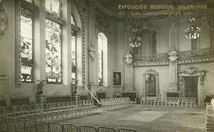 ¿Por qué se destruyeron casi todos los edificios de la Exposición Regional de Valencia de 1909?