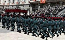 Convocan 2.200 plazas para entrar en la Guardia Civil