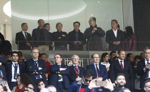 Tercer viaje de Peter Lim a la Champions