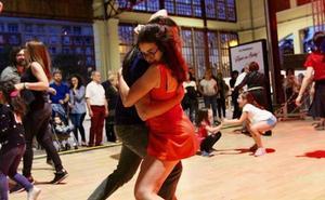 Final y ganadores del concurso de baile en Tapas con Swing