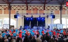 Exhibición de baile en Tapas con Swing