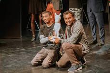 La compañía Purnendra Meshram gana el certamen coreográfico de 10 Sentidos