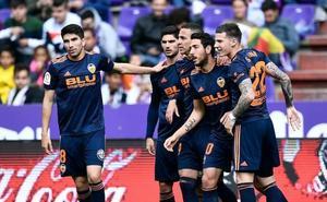 El arreón de infarto del Valencia CF