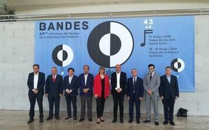 Las bandas Santa Cecilia de Foios y Cullera ganan el Certamen de Bandas de la Diputació de Valencia