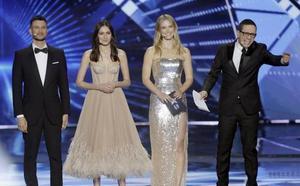 Lucy Ayoub, la única de los cuatro presentadores que no cobrará por la gala de Eurovisión 2019