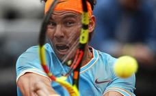 Djokovic-Nadal, en directo